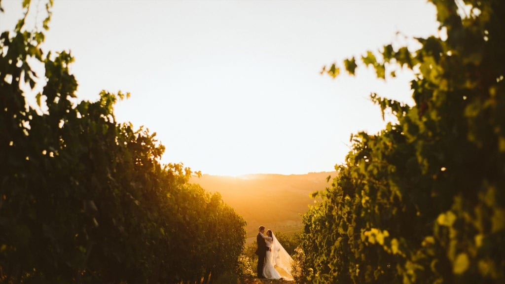 Destination Wedding Cinematographers in Tuscany, Italy.